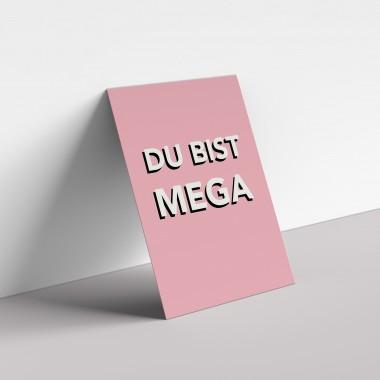 Mega-Postkarten-Set