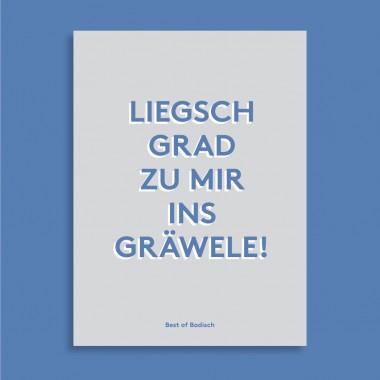 Family Tree Shop / Postkarten / Best of Badisch