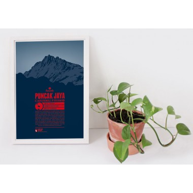 Puncak Jaya - Bergdruck