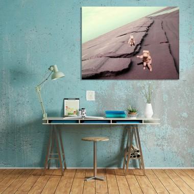 "ZEITLOOPS ""Quest I"", Fineartprint 45x60 cm"
