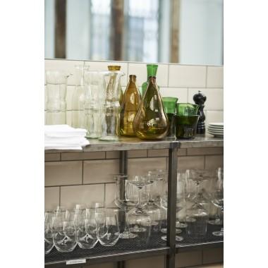 SAMESAME No 01 - Upcycling Glasvase aus Bierflasche