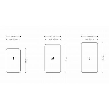 RÅVARE stilvolle Smartphone-Hülle aus Filz in 3 Größen