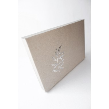 BOTANICAL - Letterpress Card Set - Anna Cosma