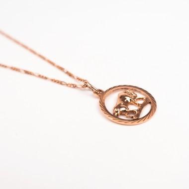 ST'ATOUR TAURUS // STIER – Sternzeichenkette in Gold, Silber oder Roségold