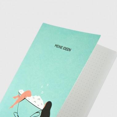 """Notizbuch """"Meine Ideen"""""""