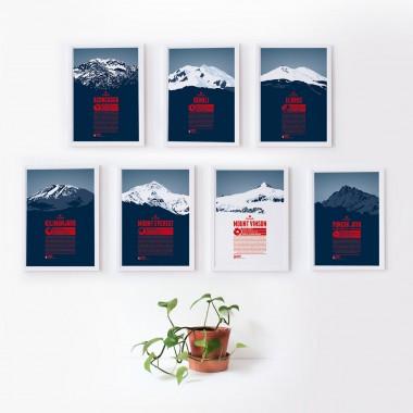 Elbrus - Bergdruck