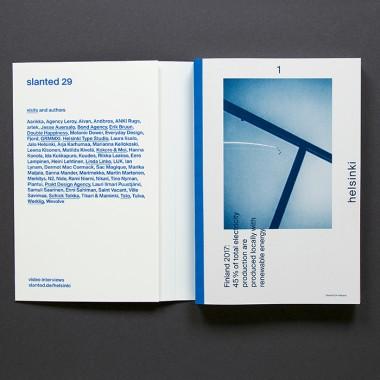 Slanted Magazine #29 – Helsinki