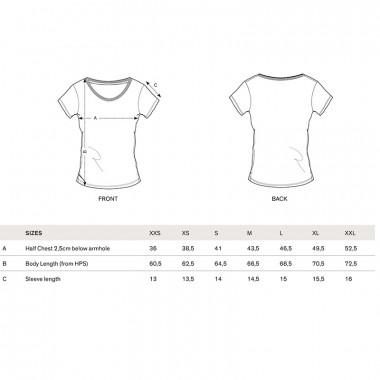 Robert Richter – Clean the World III - Rabe - Ladies Organic Cotton T