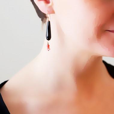 Ohrringe »Lempicka *1« grande