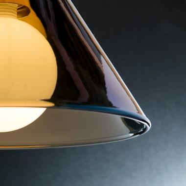 TRICHTER LAMPE BENZIN