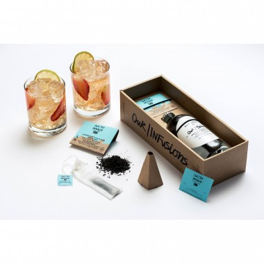Vodka Infusion Kit - Earl Grey Tee
