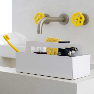 TOOLBOX | ORGANIZER | aus Stahl | Roman Luyken | Peppermint Products