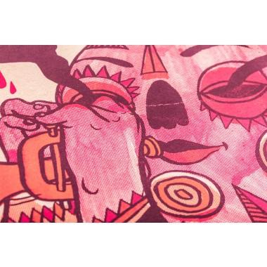 Poster »Trompeter« 50x70cm, Illustration