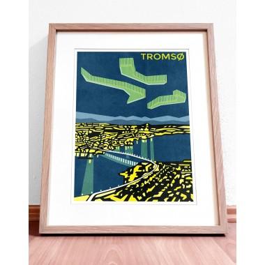 Haus der Riso - Tromsø - A3 Risograph