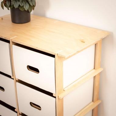16boxes – Twobyfour (2x4) – Sideboard