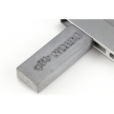 USB Stick aus Beton