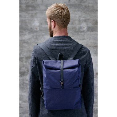 VANOOK Backpack Navy / Charcoal