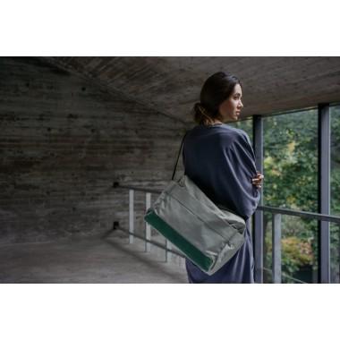 VANOOK Messenger Oyster / Malachite