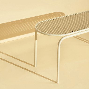 Verena Hennig Roll Bench