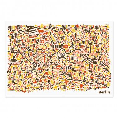Vianina Berlin Poster 70 x 50