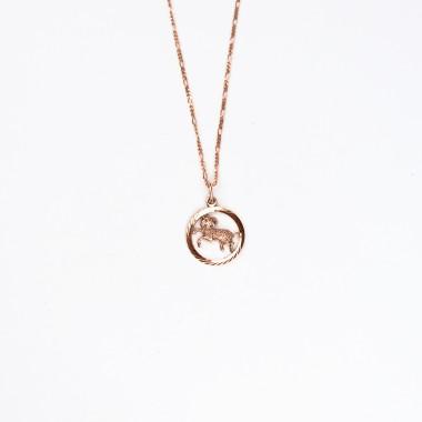 ST'ATOUR ARIES // WIDDER – Sternzeichenkette in Gold, Silber oder Roségold