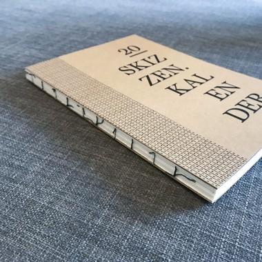 ACD DESIGN.BÜRO / Skizzen-Wochenkalender Terminplaner 2020 // DIN A6 & A5
