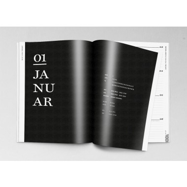 ACD DESIGN.BÜRO / Design-Wochenkalender 2021