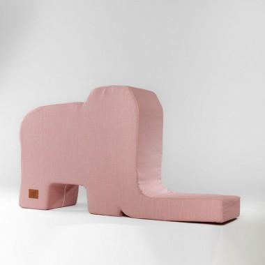 Woof - Spieltier zum Toben - Elli Elefant - einfarbig