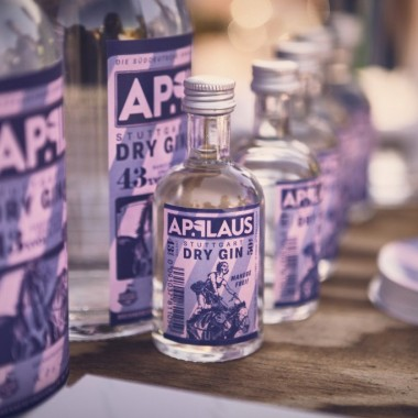 Applaus Dry Gin Mini 50ml (4 Stk.)