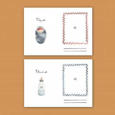 Babybuch - 1 Jahr in Bildern - Vorbestellung