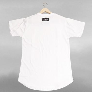OBSERVED BLANK SHIRT WHITE