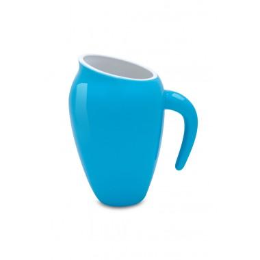 Eve Vase blau
