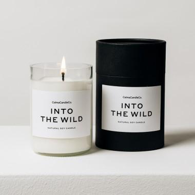 Calma Candle Co. Duftkerze Into The Wild
