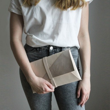 Grotkop Collection CLUTCH MONOCHROME
