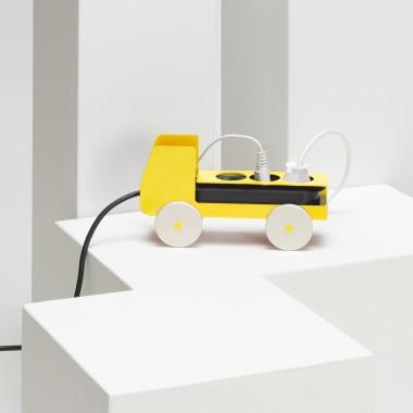 details, produkte+ideen plugTRUCK 3er-Steckdose