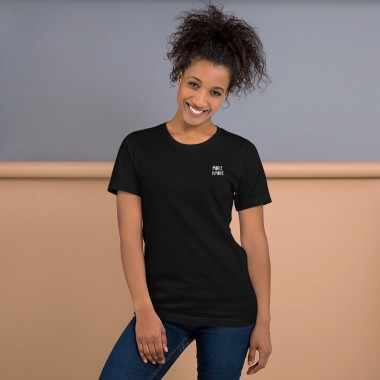 Love is the new black — More Amore / Unisex T-Shirt