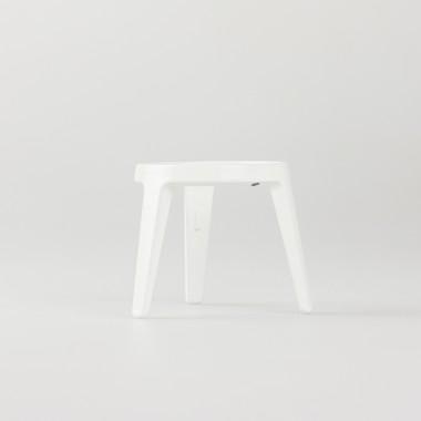 rocket - Design Eierbecher aus Metall (4er Set weiss)