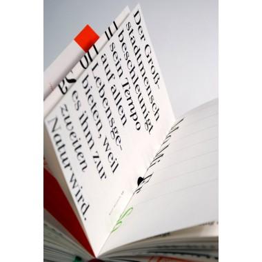 Museum für Kommunikation, Frankfurt - Das Zeitsparbuch - Ein immerwährendes Kalenderbuch