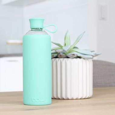 Doli - Mint Trinkflasche aus Glas 550ml