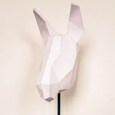 Donkey Medium - Do It Yourself Papierlampenschirm