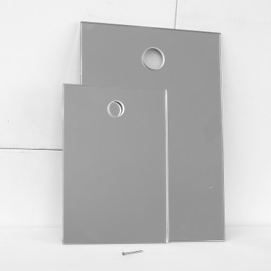 DETAILS Produkte DIN Spiegel (inkl. Nagel)