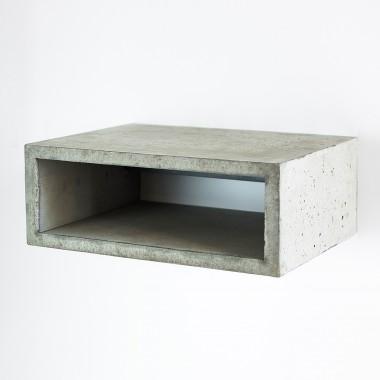 Kardamov Studio - Hover wandmontierter Nachttisch