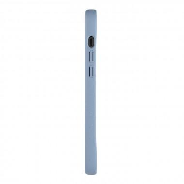 Woodcessoires – Nachhaltige iPhone Hülle aus Bio-Material für iPhone 12 / Mini / Pro / Pro Max (lavendelblau)