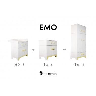 Kinder-Kommode Emo