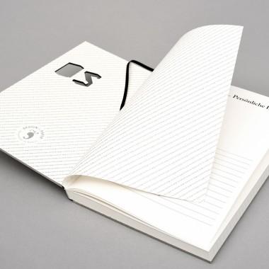 tyyp Kalender 2020 - Soft, Schwarz, DIN A5, Handmade