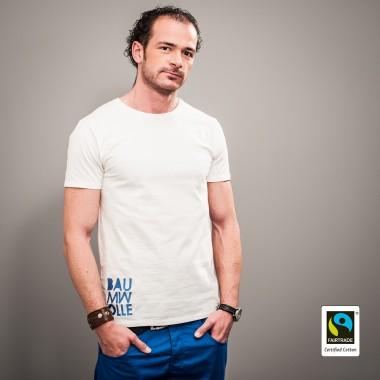 """Männer Fairtrade-Shirt """"Baumwolle"""""""