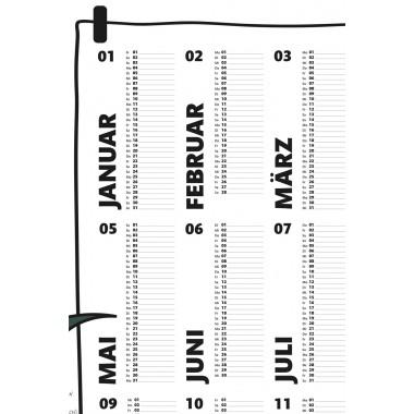 Isenhoff - Feiertagsmeier Kalender 2021