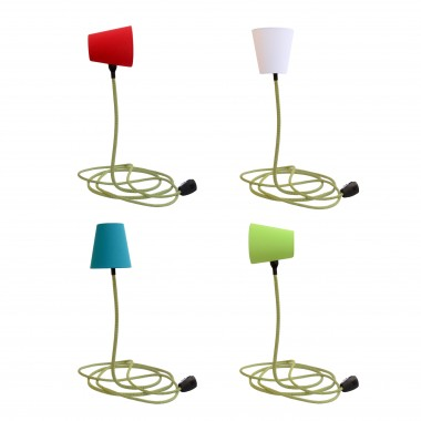 son of nils Climbing Lamp (grün / grün)