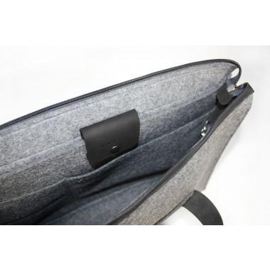 VANDEBAG - Fox Notebook Tasche N°0403
