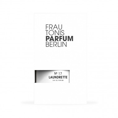 No. 17 Laundrette | Eau de Parfum (100ml) by Frau Tonis Parfum